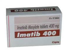 Mesylate Imatib 400mg Tablets