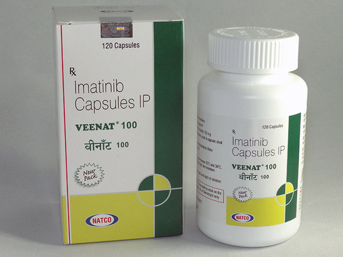 Imatinib Veenat 100mg Tablets