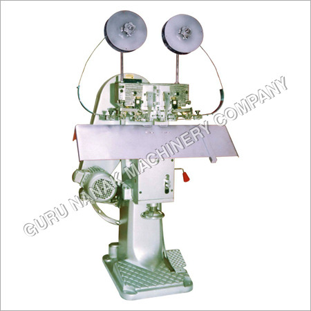 Loop Cum Normal Wire Stitching Machine