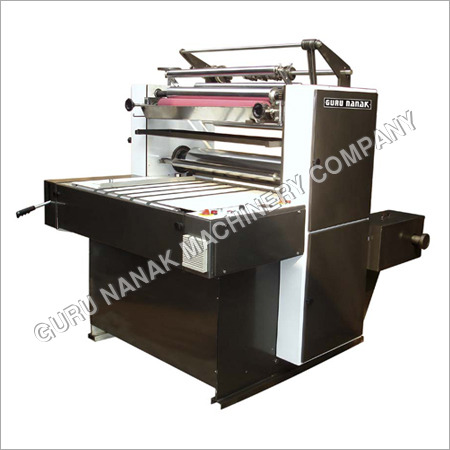 Thermal Cum Cold Film Lamination Machine