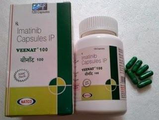 Veenat Imatinib Cancer Medicine