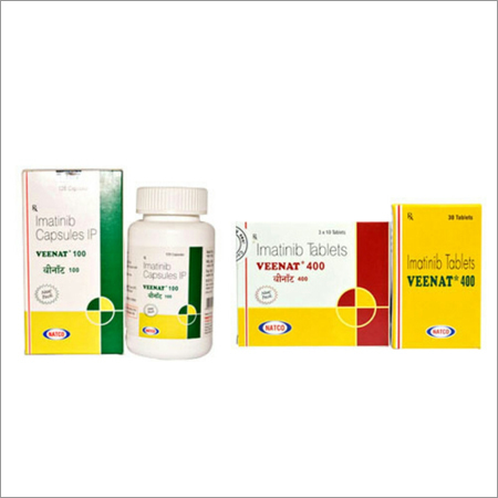 Veenat 100mg & and 400mg Capsules