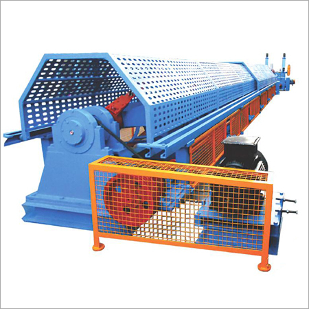 Skip Bow Wire Twister Machine