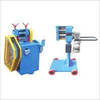 Die Threading Pointing Machine