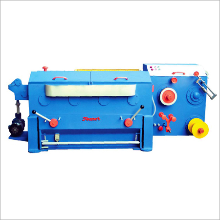 Copper Fine Wire Drawing Machine