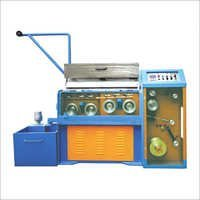 Wet Wire Drawing Machine