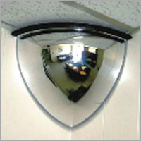 Quarter Dome Convex Mirrors