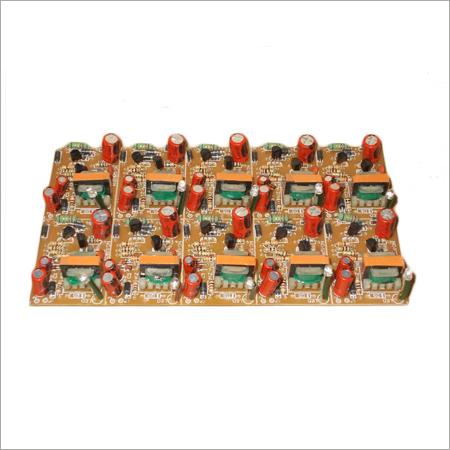 Double Transistor Circuit Board