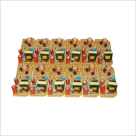 Dual Transistor Circuit Board
