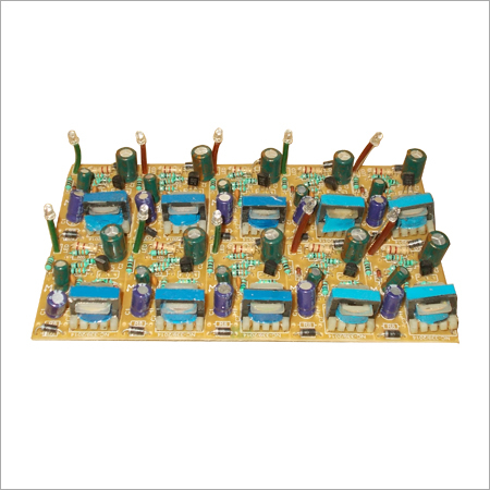 Single Transistor Circuit Board