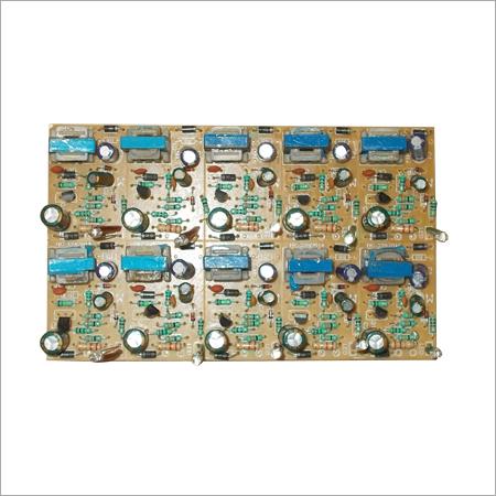 Single Transistor Circuit