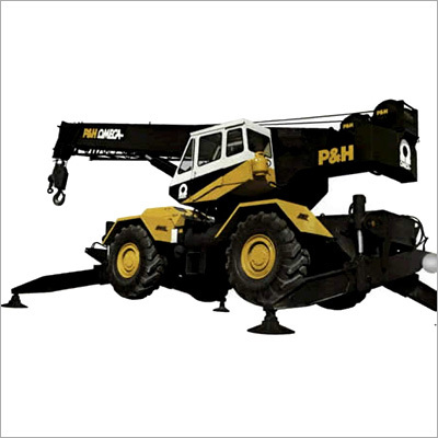 Rough Terrain Cranes Hiring Services