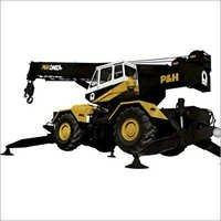 Rough Terrain Cranes Hiring Services