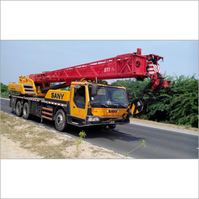 Telescopic crane 25 MT