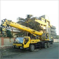 Telescopic crane In Bharuch