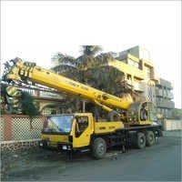 Telescopic crane In Bharuch