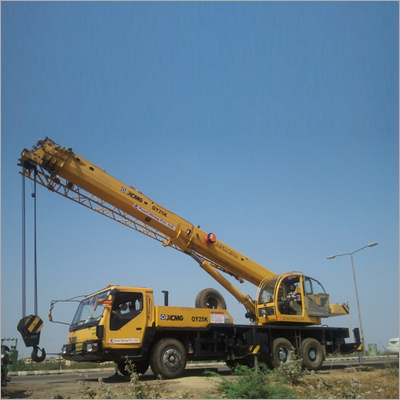 Telescopic Crane In India