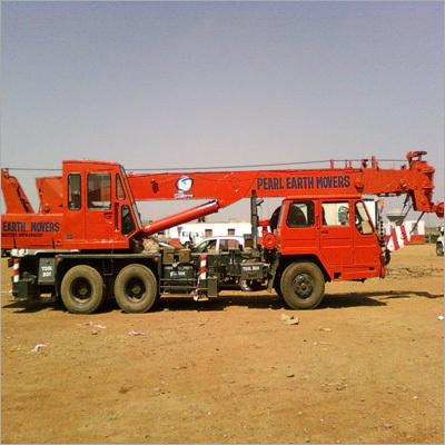 Telescopic Crane on Rent