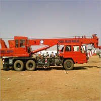 Telescopic Crane on Rent