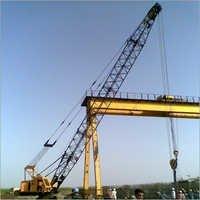 Crawler Cranes Rental Service