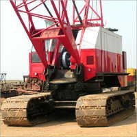 Hydraulic Crawler Cranes Hiring Services