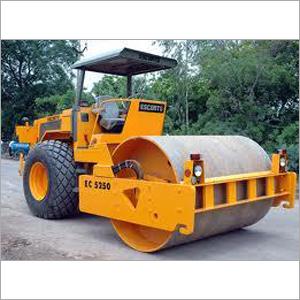 Soil Compactor Roller Rent Services
