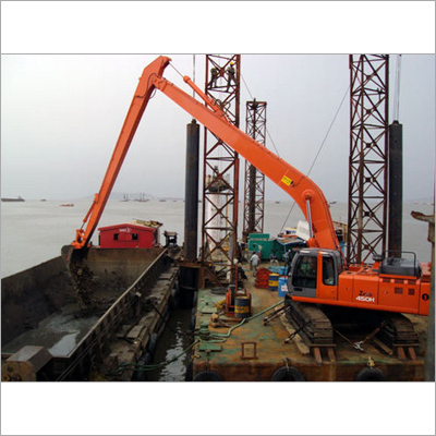 Tata Hitachi Long Arm Rental Services