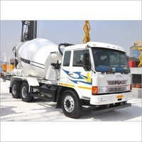 Transit Mixer Rental Services