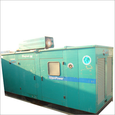 Diesel Generator Sets Hiring Services Service Provider