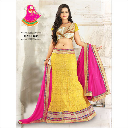 Designer Bridal Lengha in India