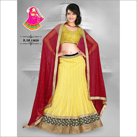 Lehenga Designs For Bride