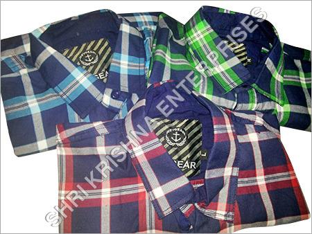Full Sleeve Checked Shirts