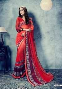 Latest Casual Wear Saree