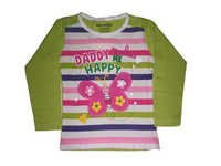 Infants Baby Girls F/S Top