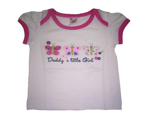 infants baby girls h/s top