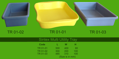 Sintex Multipurpose Tray