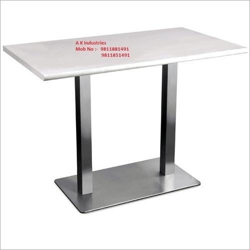 Steel Resturent Table