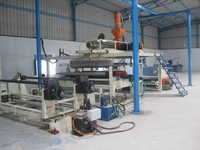 Flat Fabric Extrusion Coating Lamination Plant