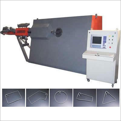 Automatic Rebar Stirrup Machine