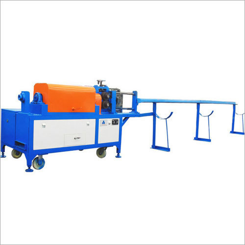 Rubber Straightening Machine