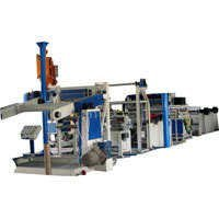 Tandem Coating Lamination Plant