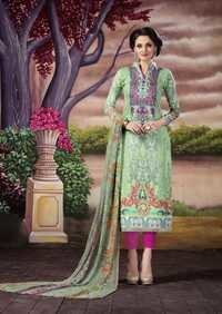 Cotton Designer Suit