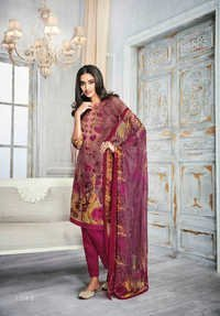 Pashmina Party Wear Salwar Kameez