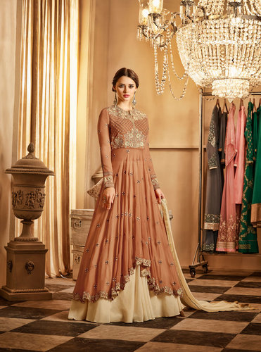 Pakistani Anarkali Stylish Salwar Khameez