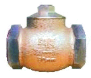 Horizontal Lift Check Valves