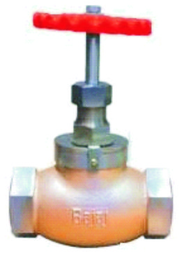BAJAJ  Globe Steam Stop Valves IBR