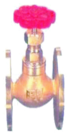 BAJAJ  Globe Steam Stop Valve Flanged IBR Certified