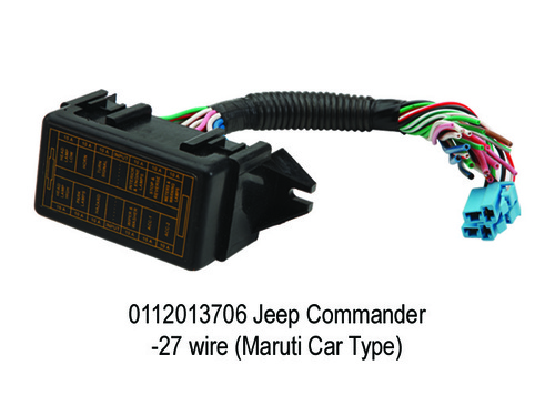 1471 SY 3706 Jeep Commander-27 wire (Maruti Car Ty