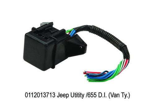 1474 SY 3713 Jeep Utitity 655 D.I. (Van Ty.)