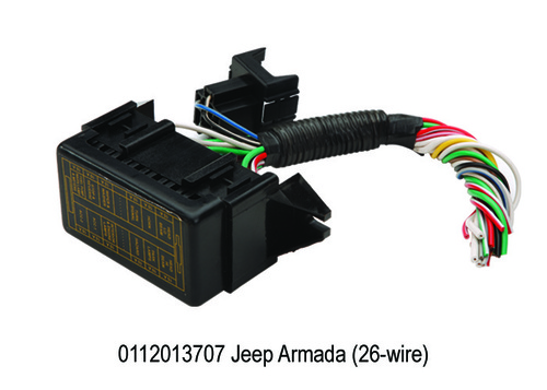 1472 SY 3707 Jeep Armada (26-wire)